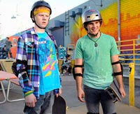 Zeke and Luther 1